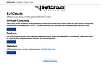 softcircuits.com screenshot