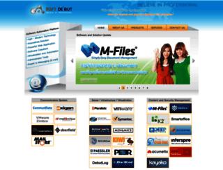 softdebut.net screenshot