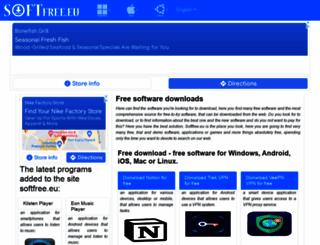 softfree.eu screenshot