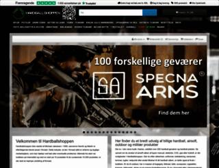softgun-shop.dk screenshot