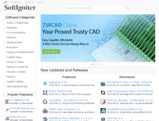 softigniter.com screenshot