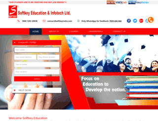 softkeyindia.com screenshot