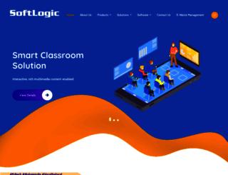 softlogic.co.in screenshot