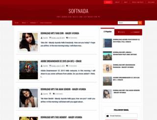softnada.blogspot.com screenshot