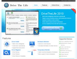 softnews.drivethelife.com screenshot