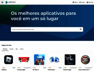 softonic.com.br screenshot