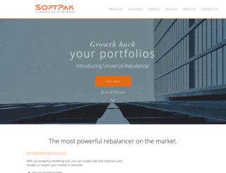 softpak.com screenshot