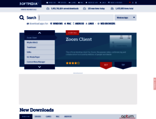 softpedia.com screenshot