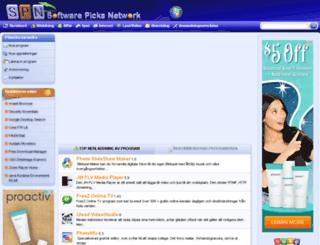 softpicks.se.com screenshot