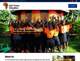 softpowereducation.com screenshot