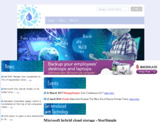 softrainofapril.com screenshot