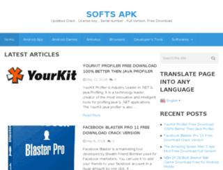 softsapk.com screenshot