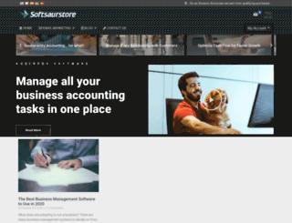 softsaurstore.com screenshot