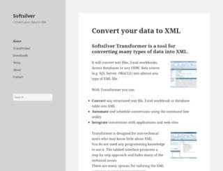 softsilver.com screenshot