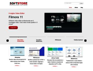 softstore.it screenshot