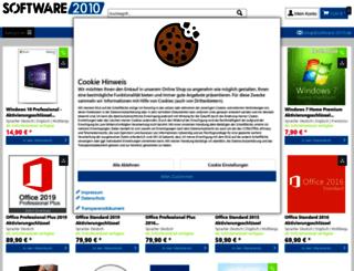 software-2010.de screenshot