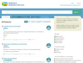 software-statistics.betaeasy.com screenshot
