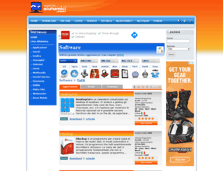 software.aiutamici.com screenshot