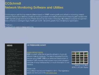 software.ccschmidt.de screenshot