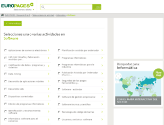 software.europages.es screenshot