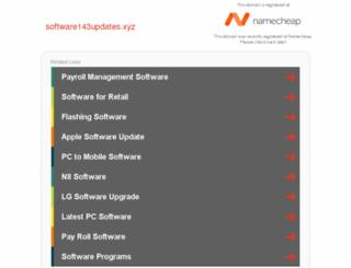 software143updates.xyz screenshot