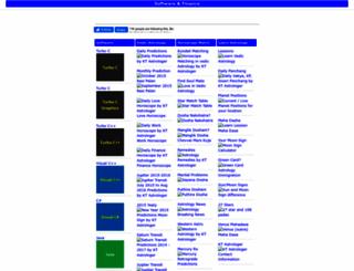 softwareandfinance.com screenshot