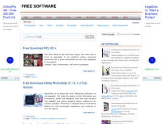 softwarefree27.blogspot.com screenshot