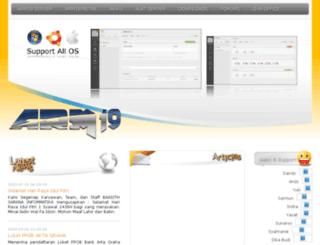 softwarepulsa.com screenshot