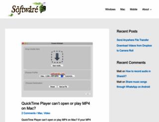 softwarert.com screenshot