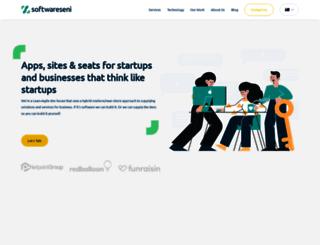 softwareseni.com screenshot