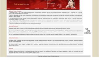 softwareshouse.com screenshot