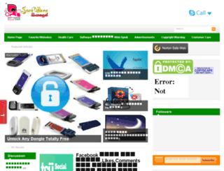 softwaresinhalen.com screenshot