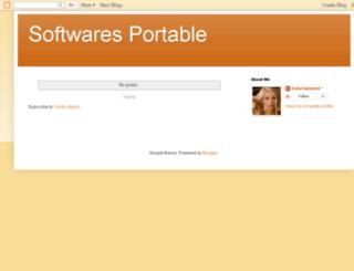 softwaresportable.blogspot.com screenshot
