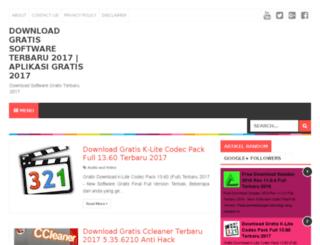softwaresterbaru.blogspot.com screenshot