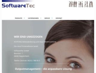 softwaretec.de screenshot