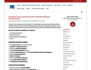 softwaretestingtimes.com screenshot