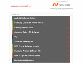 softwareupdates112.xyz screenshot