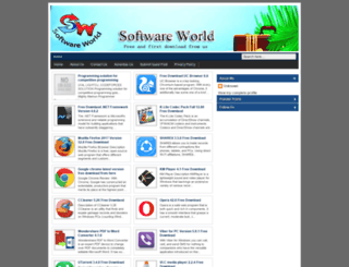 softwareworld-it.blogspot.com screenshot