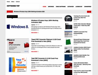 softwareztop.blogspot.com screenshot
