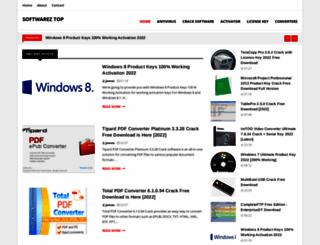 softwareztop.blogspot.in screenshot