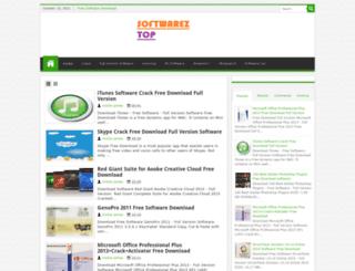 softwareztop.blogspot.my screenshot