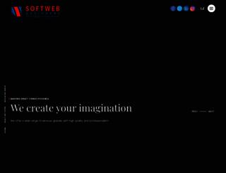 softwebdesigners.com screenshot