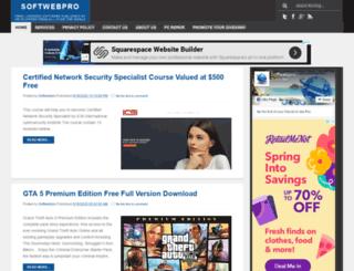 softwebpro.co screenshot