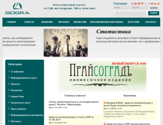 sogra.ru screenshot