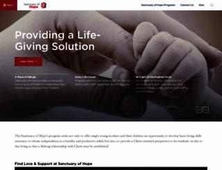 sohcares.org screenshot