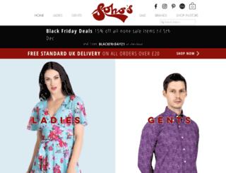 sohos.co.uk screenshot