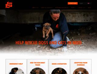 soidog.org screenshot