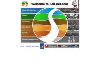 soil-net.com screenshot