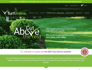 soilonline.co.uk screenshot