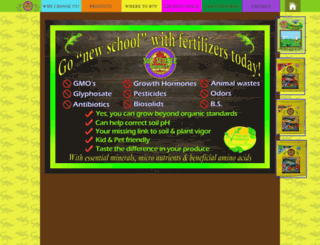 soilscienceproducts.com screenshot